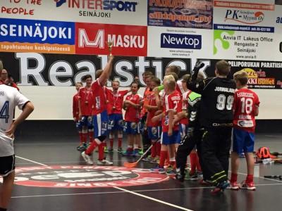 JuniorCup 2015 Pytty kotiin