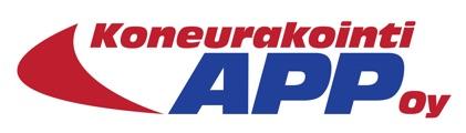 Koneurakointi_APP_Oy_logo