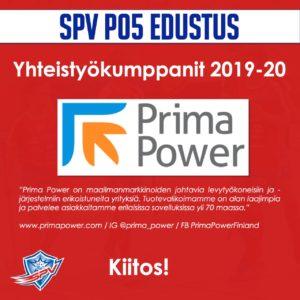 Prima Power 2019-20